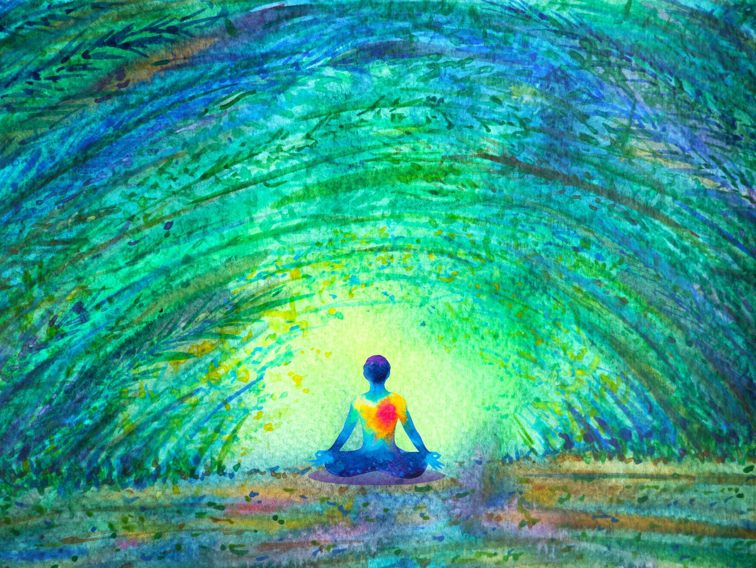Loving Life and Healing Ego
