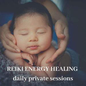Private Reiki Energy Sessions