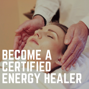 become a certified energy healer