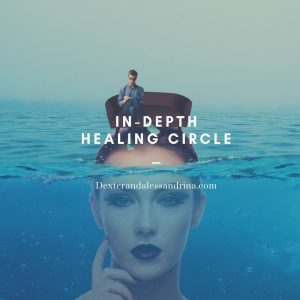 in depth healing circle