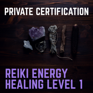 private reiki energy healling