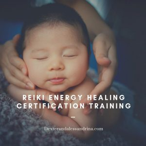 reiki energy healing private training
